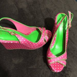 Lilly Pulitzer platforms